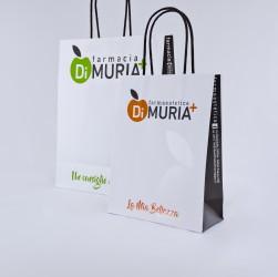 Farmacia Di Muria, coordinato shopper